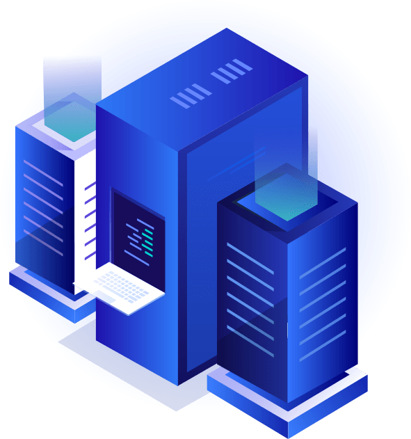 Icon dedicated server