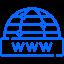 Domain name icon