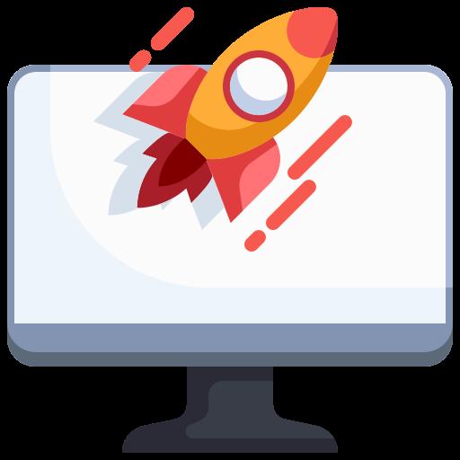 Startup website image